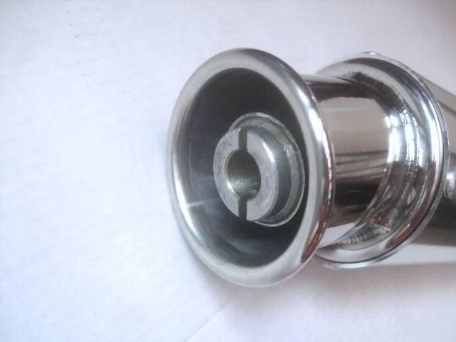 スリム管サイレンサー