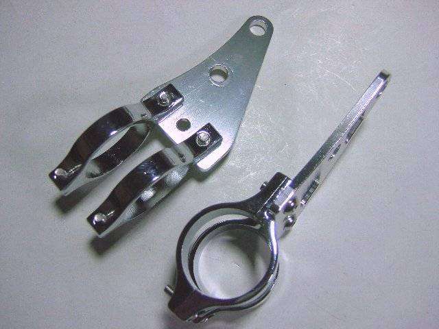 CNCライトステー41φ