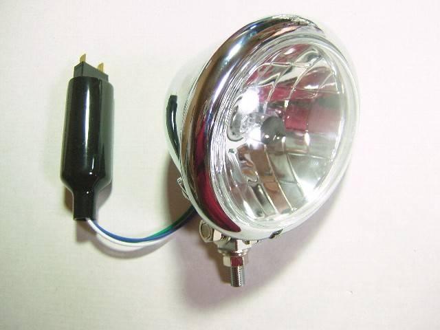 ヘッドライト4.5インチベーツ型