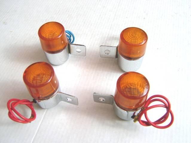 ユーロウインカー12Vオレンジ