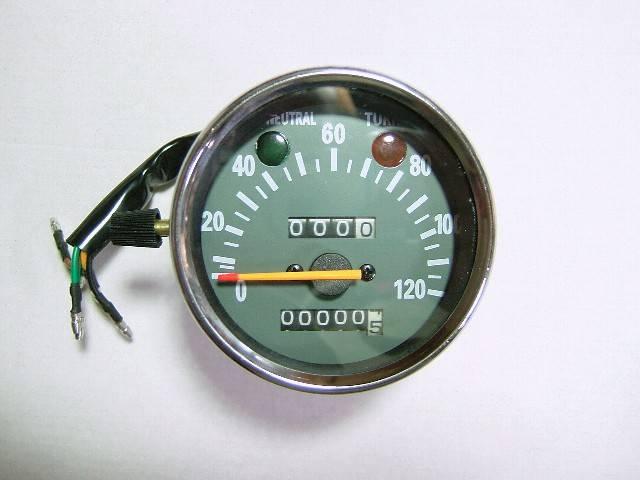 TL125メーター