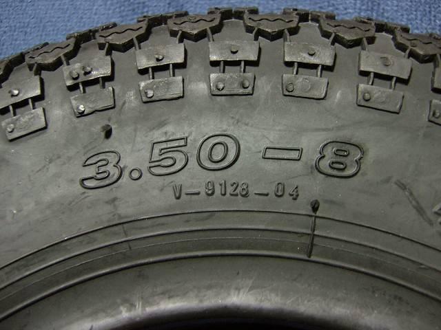 タイヤ 350-8