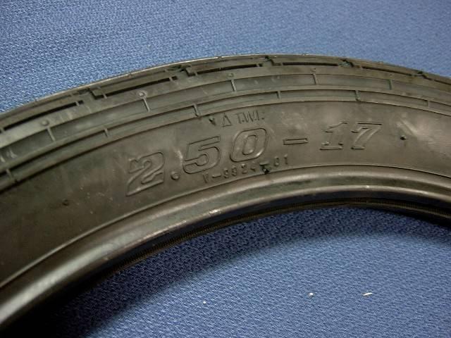 タイヤF250-17
