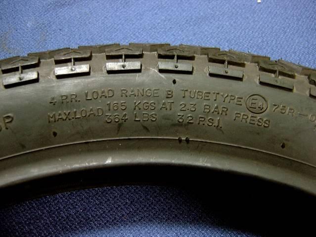 タイヤR300-17