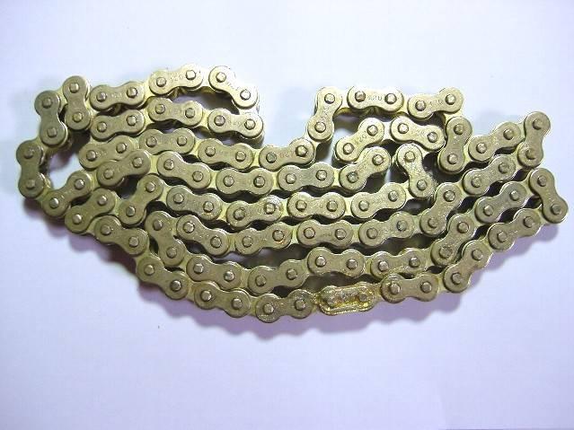 チェーン 420-112L ゴールド