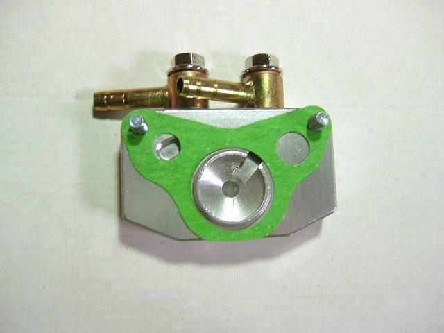 オイルクーラー取出口29mm