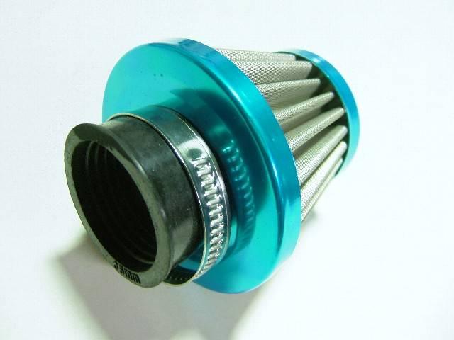 パワーフィルター35mm直ブルー