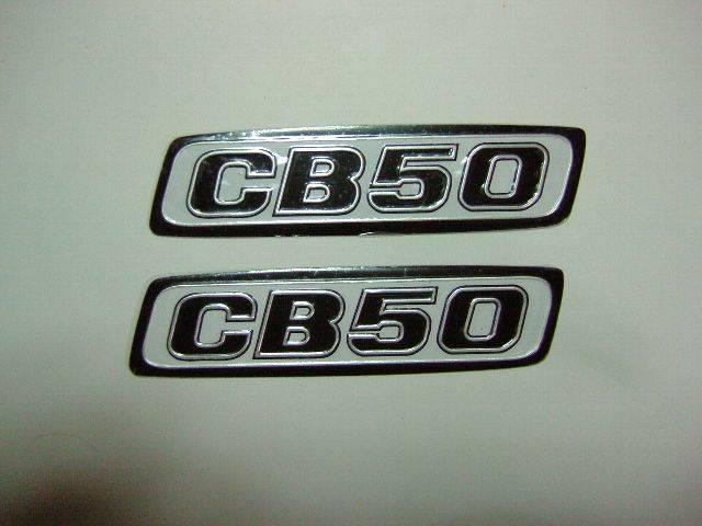 CB50ステッカー2入